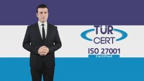 ISO 27001 Bilgi Güvenliği Yönetim Sistemi Belgesi - TÜRCERT