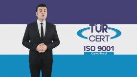 Iso 9001 : 2015 Kalite Yönetim Sistemi Belgesi - Türcert