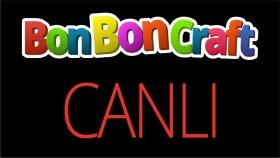 Skeleton Mob Farmı Yaptım - BonBonCraft - Canlı Yayın
