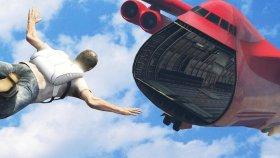 Uçağın İçinden Geçmek ( Gta 5 )