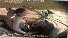 Direksiyon Sınavında Aracı Park Edemeyince Kendini Tokatlayan Kadın