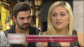 Serkan'ın Güzeller Güzeli Talibine Verdiği Cevap Şaşırttı ! | Zuhal Topal'la 90. Bölüm ( 27 Aralık )