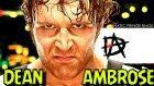 DEAN AMBROSE ! THE CHAMPION ! WWE2K17