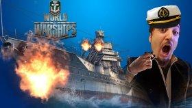 Gemiyi Patlattım | World Of Warships Türkçe