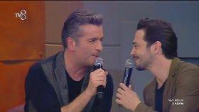 3 Adam | Çıldır Çıldır - Ahmet Kural ve Murat Cemcir'den Canlı Performans ( 28 Aralık Çarşamba )