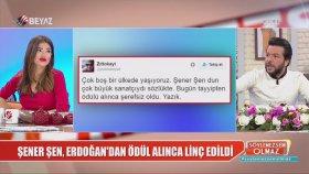 Erdoğan'dan Ödül Alan Şener Şen Linç Edildi - Söylemezsem Olmaz