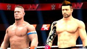 Kemer Adayları belli oldu ! WWE2K17