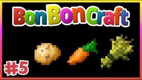 Süper Hızlı Yarı Otomatik Tarla - BonBonCraft - Bölüm 5