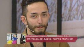 Ezgi'den Talibine Şok Cevap ! | Zuhal Topal'la 93. Bölüm ( 30 Aralık 2016 )