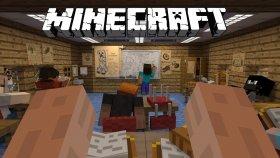 Minecraft'ta OKUL SEÇİMLERİNE KATILDIM !