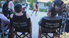 Çalgı Çengi İkimiz'in Kamera Arkası Görüntüleri