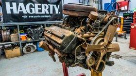 Chrysler Motorunun Time Lapse Görüntülerle Bakımı