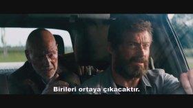 Logan Official Trailer 1 2017 Türkçe Altyazılı