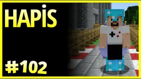 Minecraft Hapishanesi İnşaatı - Minecraft Türkçe Survival - Bölüm 102
