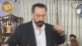 Adnan Hocanın Penguen Gibi Dans Etmesi