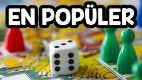 Dünyadaki En Populer 10 Kutu ve Masa Oyunu