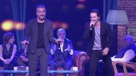Ahmet Kural & Murat Cemcir'den 'Sie Liegt In Meinen Armen' Performansı