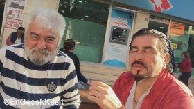 En Gerçek Kesit : Cevat Dinçer ( Kaleci Saçlı Adam ile Yıllar Sonra )