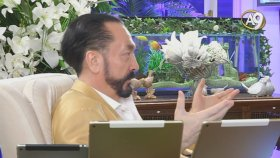 Adnan Oktar'dan Adam Smith Esprisi