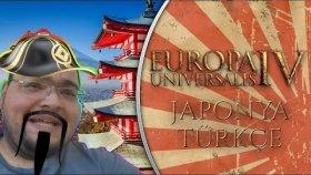 KARDEŞ NAPIYOSUN KORKTUM Europa Universalis IV Japonya Bölüm 14