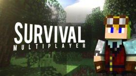 KLAN EVİNE BAŞLAMAK ! - Minecraft Multiplayer Survival