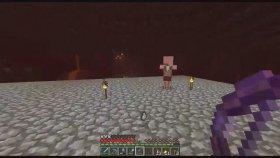 Nether Lobisi - Minecraft Türkçe Survival - Bölüm 104