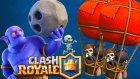 Balonu Tek Başına Kamil Gibi Gönderiyorum Clash Royale
