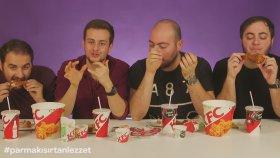 Tavuk Yedirme Yarışması - Eğlenceli Oyun