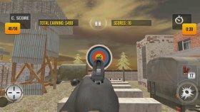 Real Shooting Army Training - Oynanış - Gameplay ( Android )