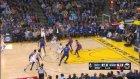Stephen Curry'den Pistons'a karşı 24 sayı , 6 asist & 5 top çalma !