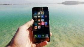 iPhone 7 24 Saat Dünyanın En Tuzlu Göllerinden Birinde Bekletilirse Çalışır Mı ?