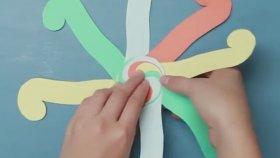 Renkli Kağıtlardan Minik Kutu Tasarımı