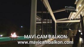 Mavi Cam Balkon Cam Balkon Kış Bahçesi Sürgülü Cam İstanbul Cam Balkon www.mavicambalkon.com