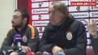Türkiye Kupası'nda Galatasaray Deplasmanda Elazığspor'u 4 - 1 Yendi