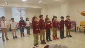Anne Bilmece Şarkısı Hareketleri Beylikdüzü Mektebim Okulu Melike Aysın Gamgam