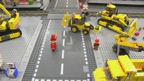LEGO City ile kendi şehrinizi yapın ( Oyuncak Şehir )