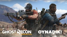 Ghost Recon Wildlands Oynadık ( Single Player )