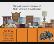 Junk removal Kelowna BC Constuction Clean Up