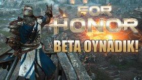 For Honor Oynadık ! - İlk Maçtan Birinci Olduk ! ( Türkçe )