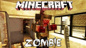 MINECRAFT : ZOMBİ SALGINI #2 - Zombie Apocalypse Adventure Map
