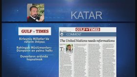 Sayın Adnan Oktar'ın Aralık 2016'da Dünya Basınında Yayınlanan Makaleleri - A9 Tv