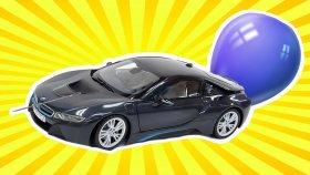 İğneli Araba ile Balon Patlatma Oyunu Oynadık
