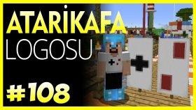 Otomatik Tavuk Farmı ve AtariKafa Logosu Yapım - Minecraft Türkçe Survival - Bölüm 108