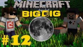 Minecraft : Big Dig #12 - Aya Yolculuk !