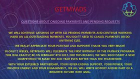 Getmyads News And Updates