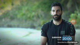 Survivor 2017 10.bölüm Tanıtımı - ( 3 Şubat Cuma ) [ Eser West , Serhat Akın ]