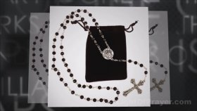 Light of Prayer Rosary Beads