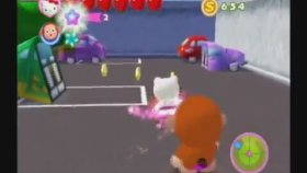 | | Hello Kitty : Roller Rescue | | Gameplay Footage 1