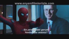 Örümcek Adam : Eve Dönüş Türkçe Dublaj İlk Fragman