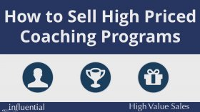 How to Sell High End Coaching Services Online